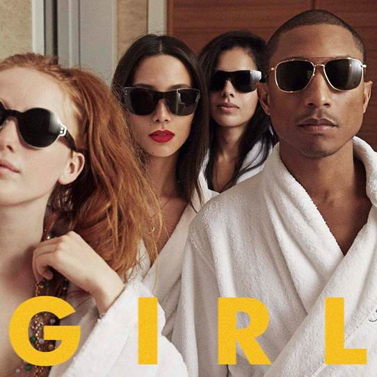 Pharrell Williams,girl