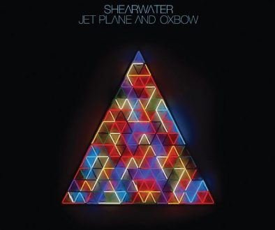 Shearwater, Jet Plane And Oxbow, cover