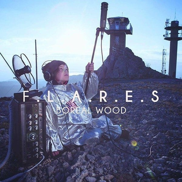 Boreal Wood, cover, flares