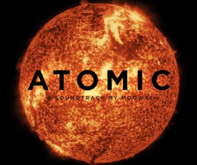 Atomic, cover, Mogwai