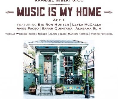 raphael imbert music is my home cover