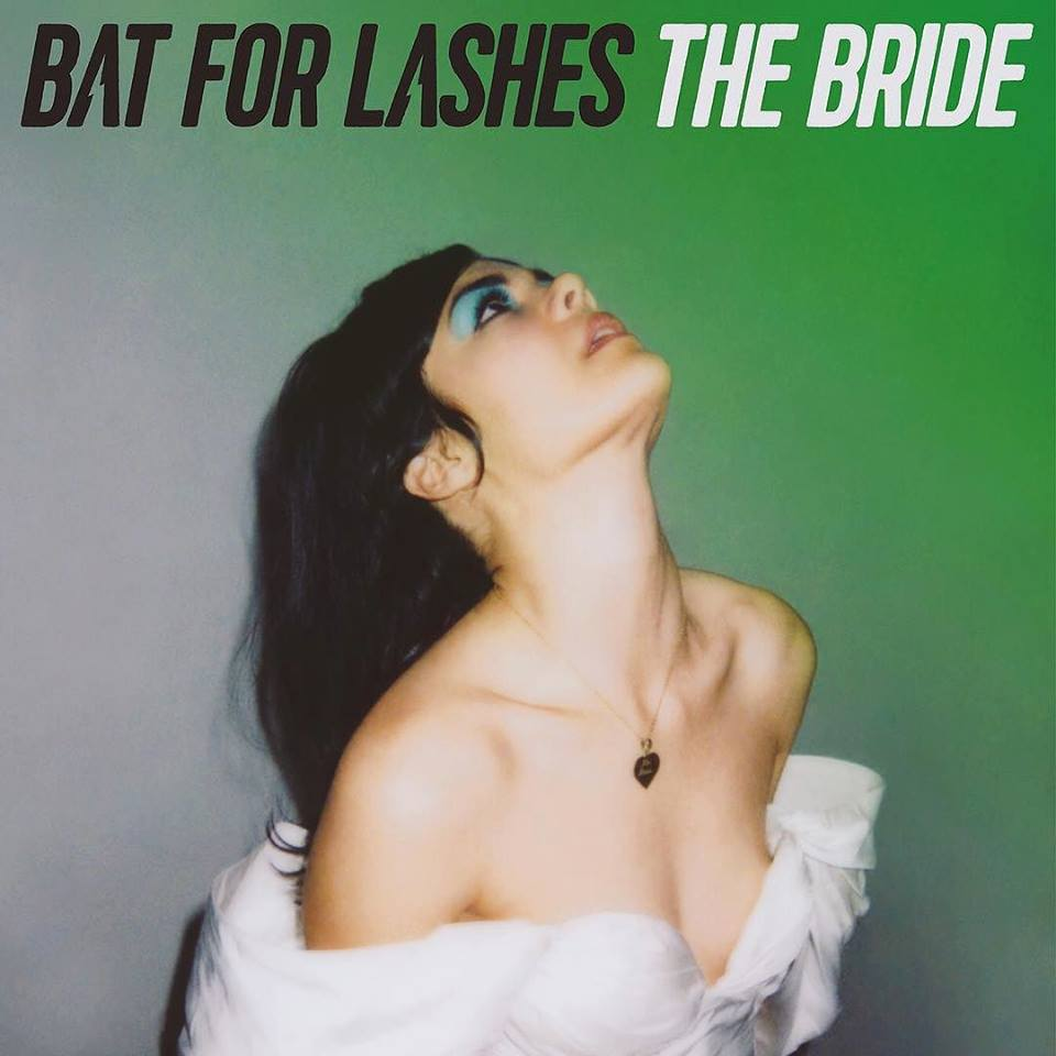 Bat For Lashes, The Bride, cover