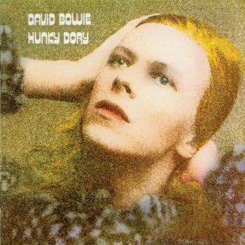 Hunky Dory Retro Bowie