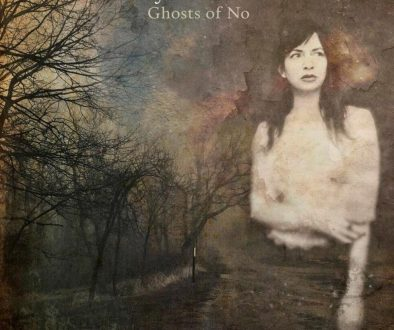 Ghosts Of No, Elysian Fields, cover