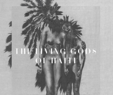 The Living Gods Of Haiti, Killing Lotus, cover