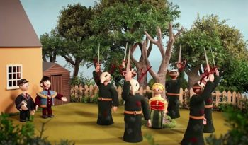 Radiohead, Burn The Witch, clip