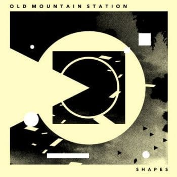 old mountain station,shapes