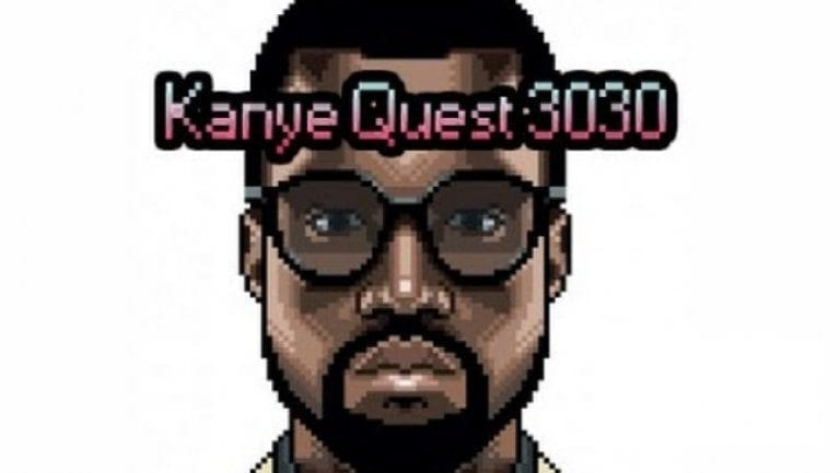 Only One jeux video, Kanye West