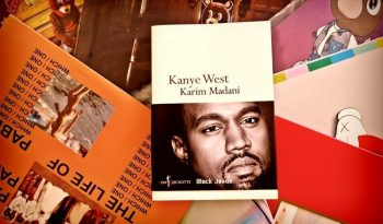 livre, kanye west, biographie, book, madani