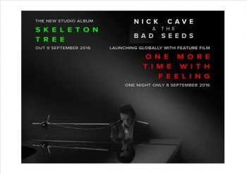 nick cave,one more time with feeling