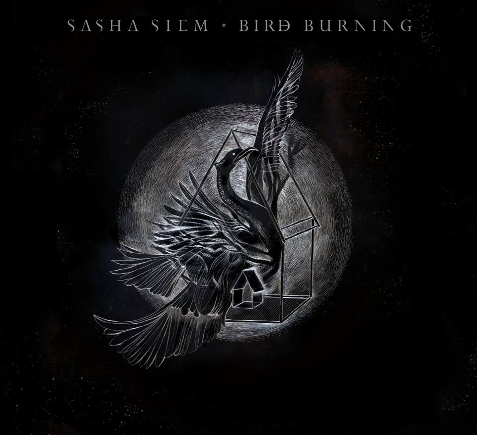 Sasha Siem, Bird Burning, cover