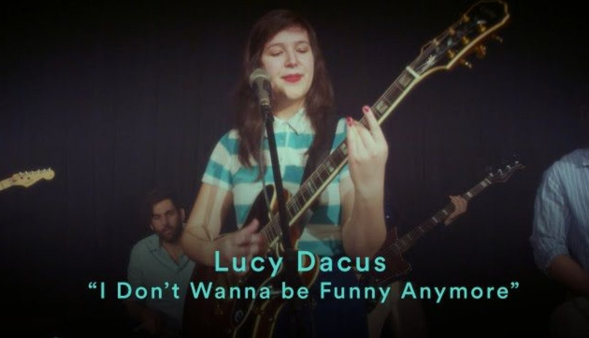 lucy dacus,i don't wanna be funny anymore