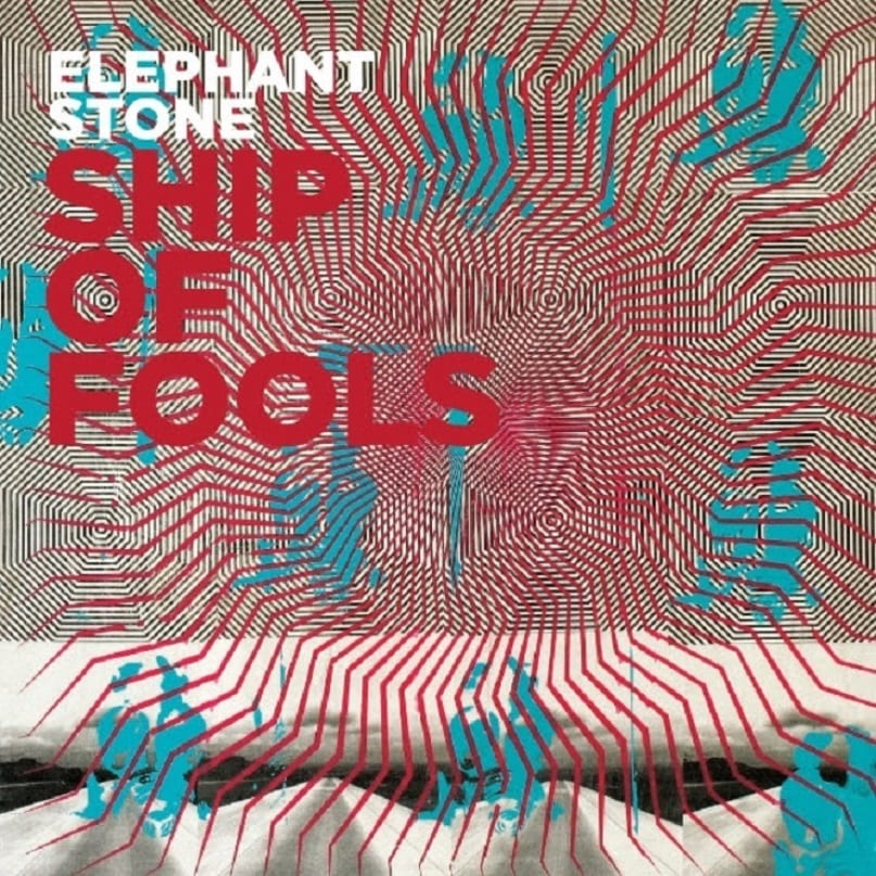 Elephant Stone, Ship Of Fools, cover