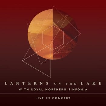 Lanterns On The Lake, With Royal Northern Sinfonia, cover
