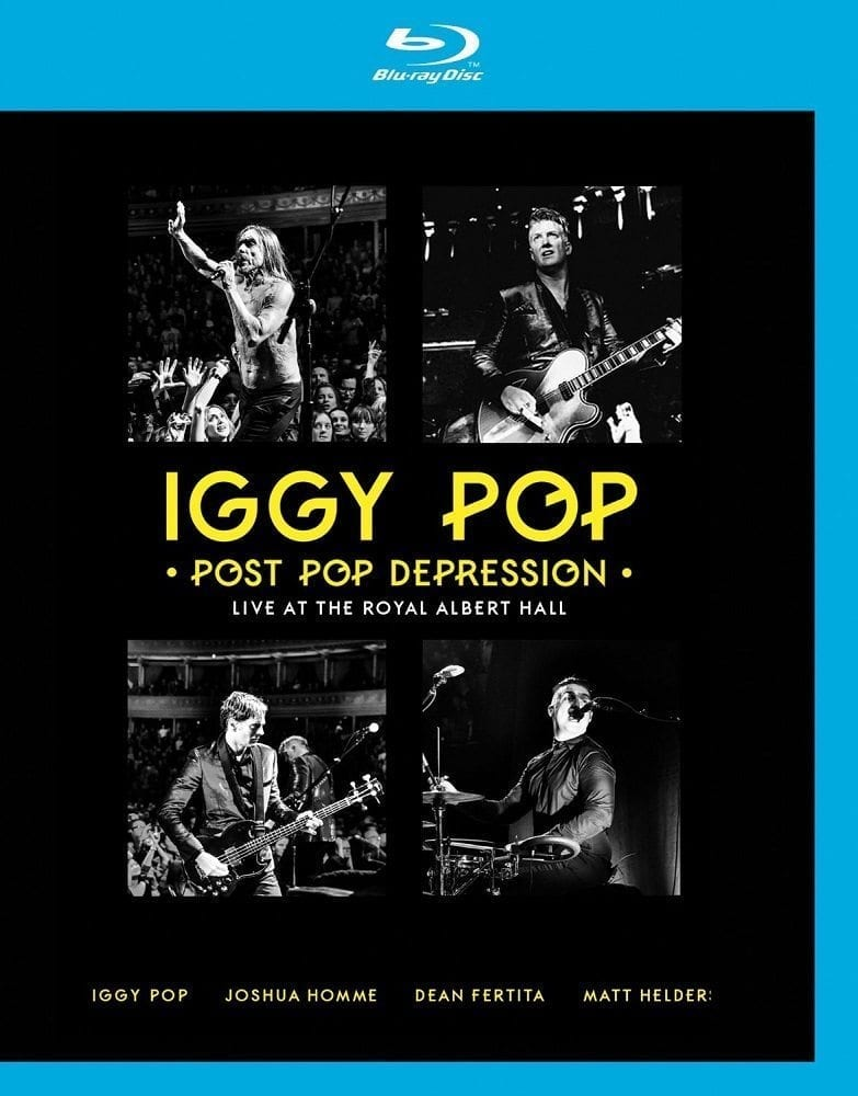 iggy pop,live at the royal albert hall