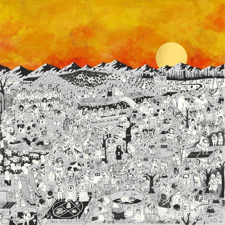 father john misty,pure comedy,video