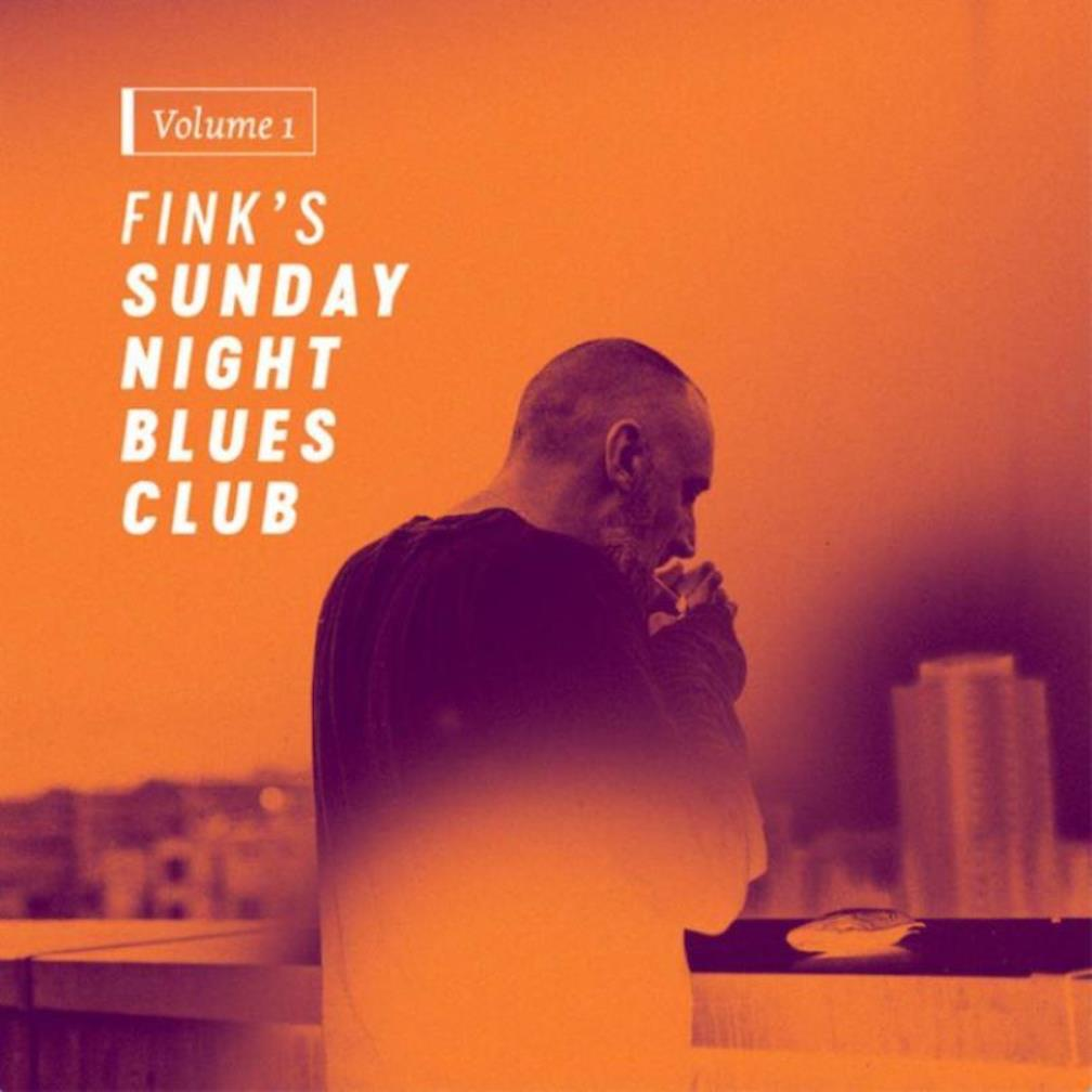Fink, Fink's Sunday Night Blues Club Vol 1, cover