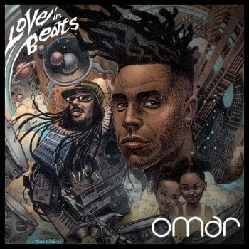 omar, album, love in beats