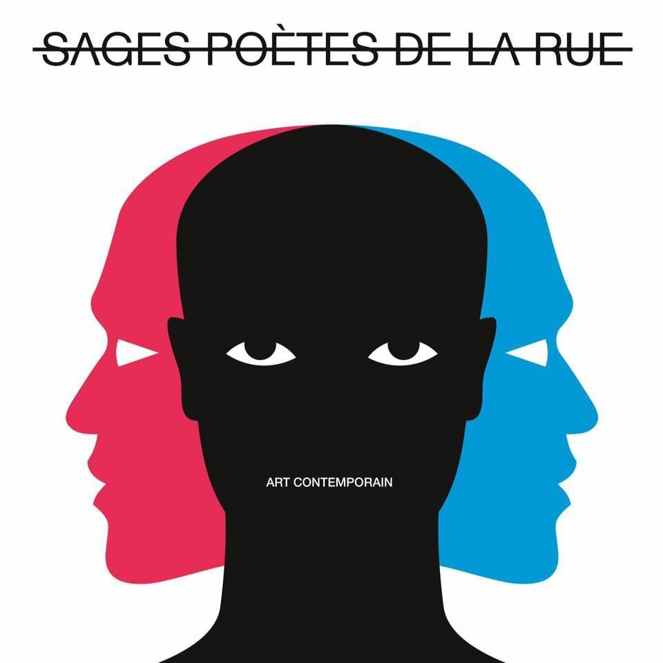 sages poetes, album , art contemporain