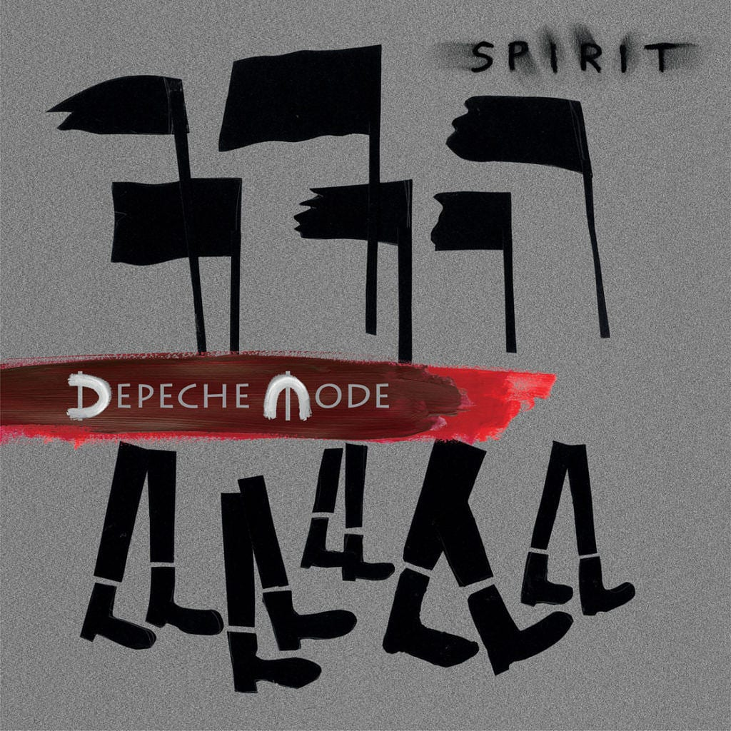 Depeche Mode, Spirit, cover
