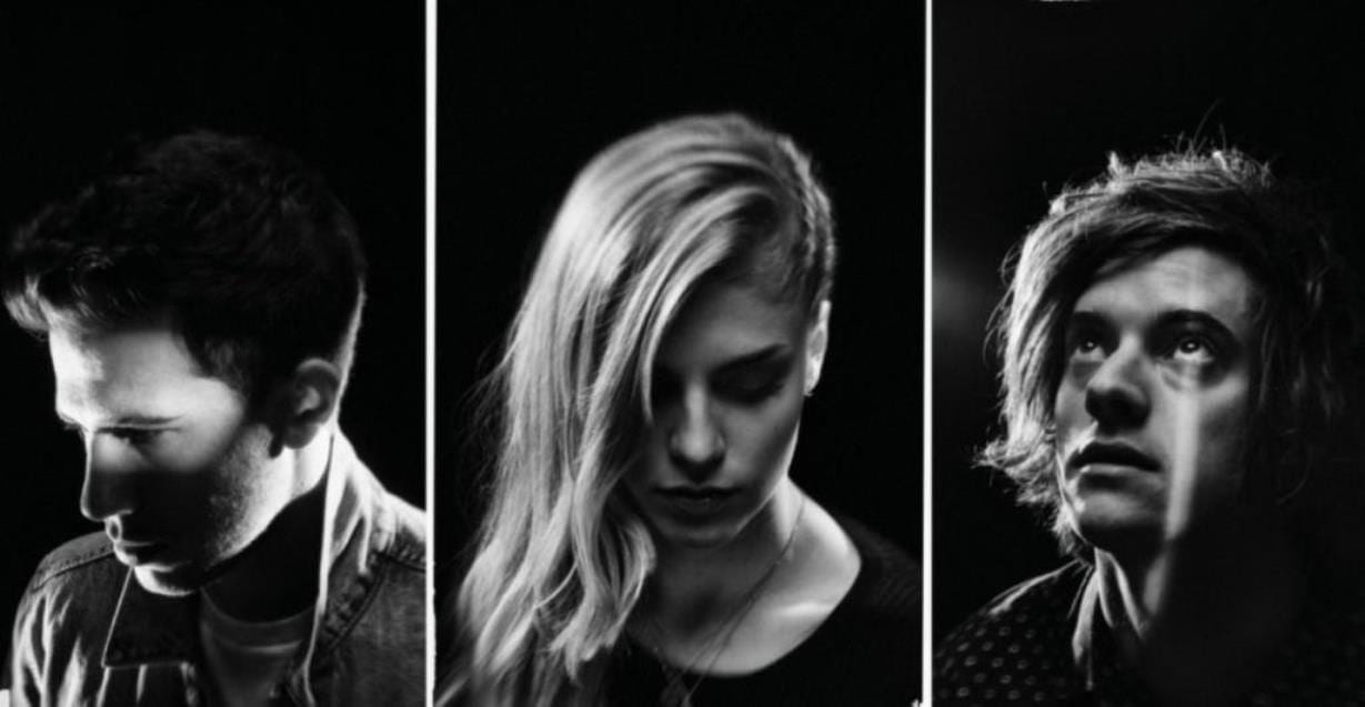 London Grammar, band, promo