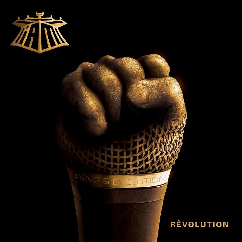 iam, album, revolution