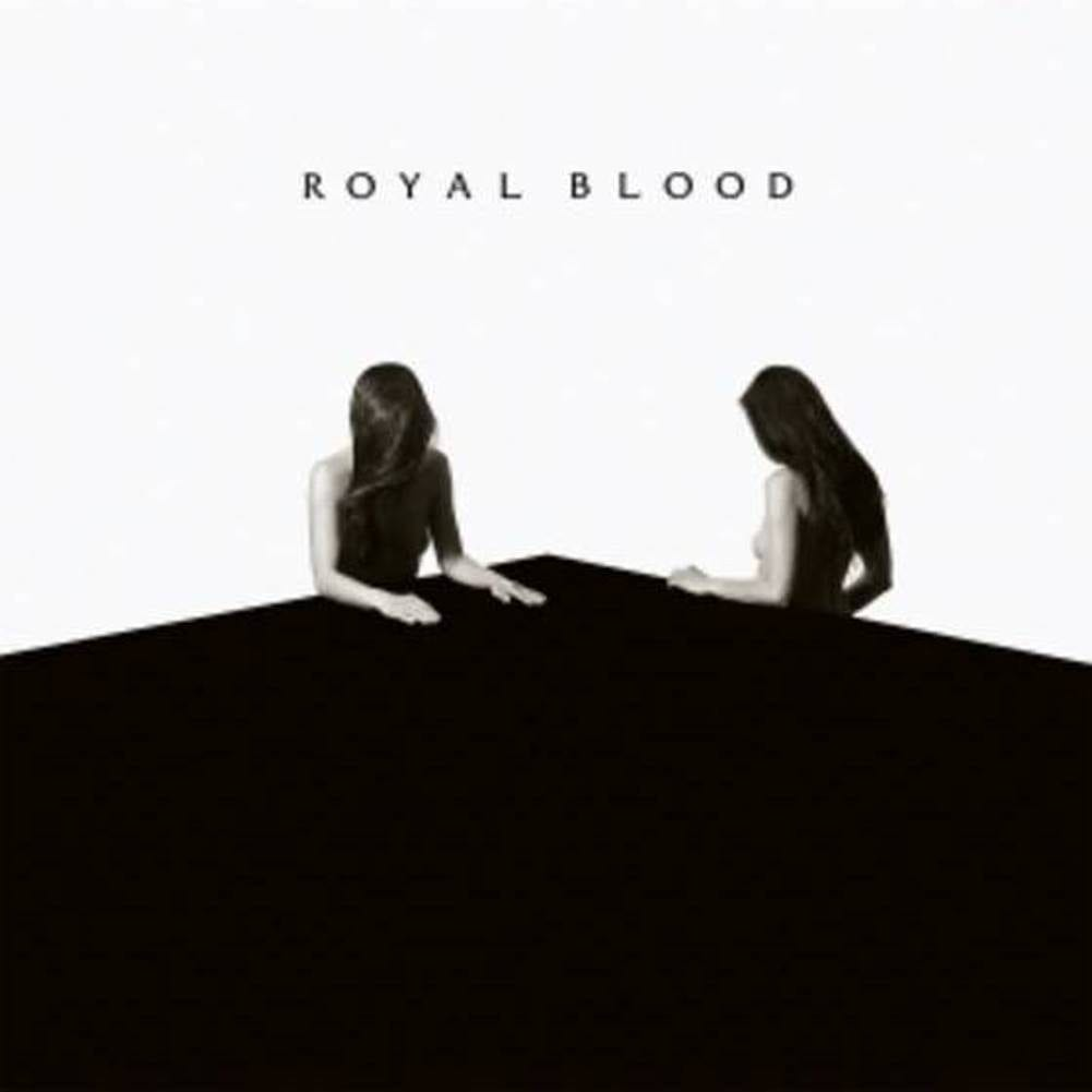 Royal Blood, How Did We Get So Dark ?, cover