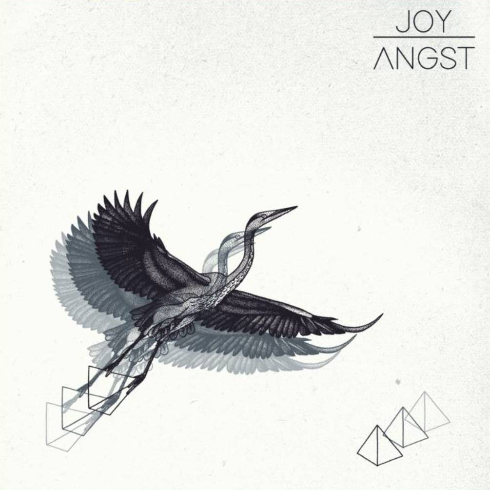 Joya Angst, The Nest, cover, EP