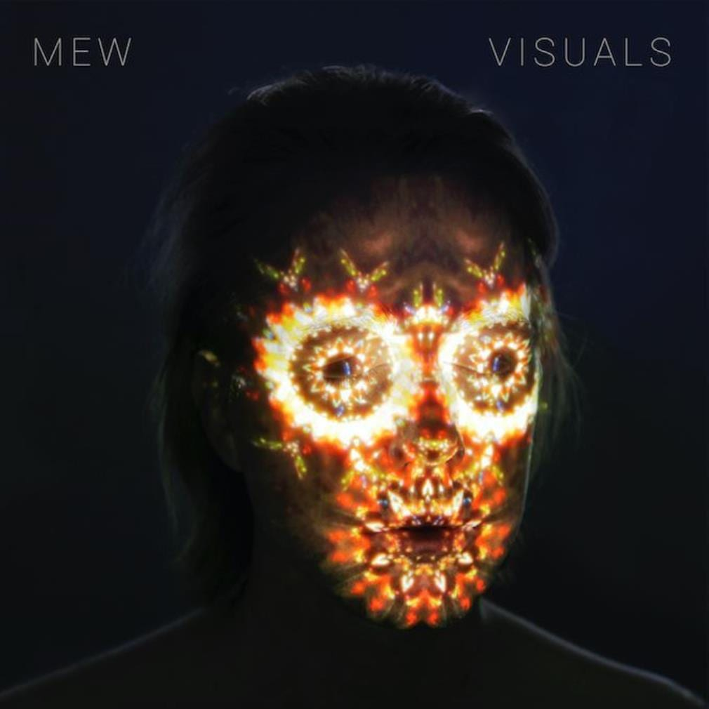 Mew, Visuals, cover