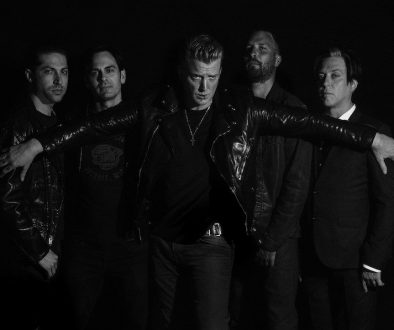 Queens Of The Stone Age, band, promo
