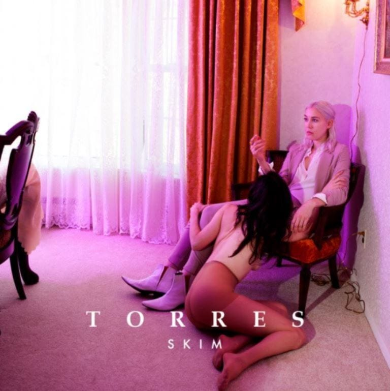 Torres, Skim, single, cover