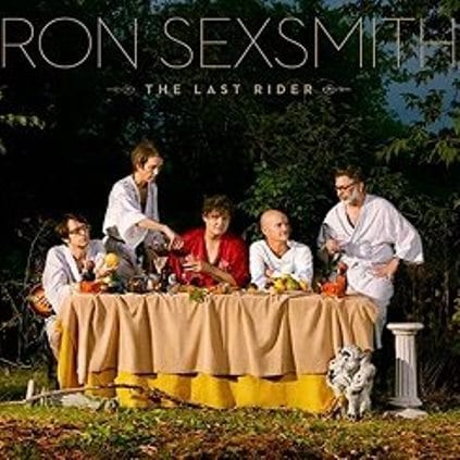Ron Sexsmith,The last Rider, Cover