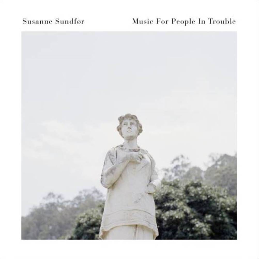 Susanne Sundfør, Music For People In Trouble, cover