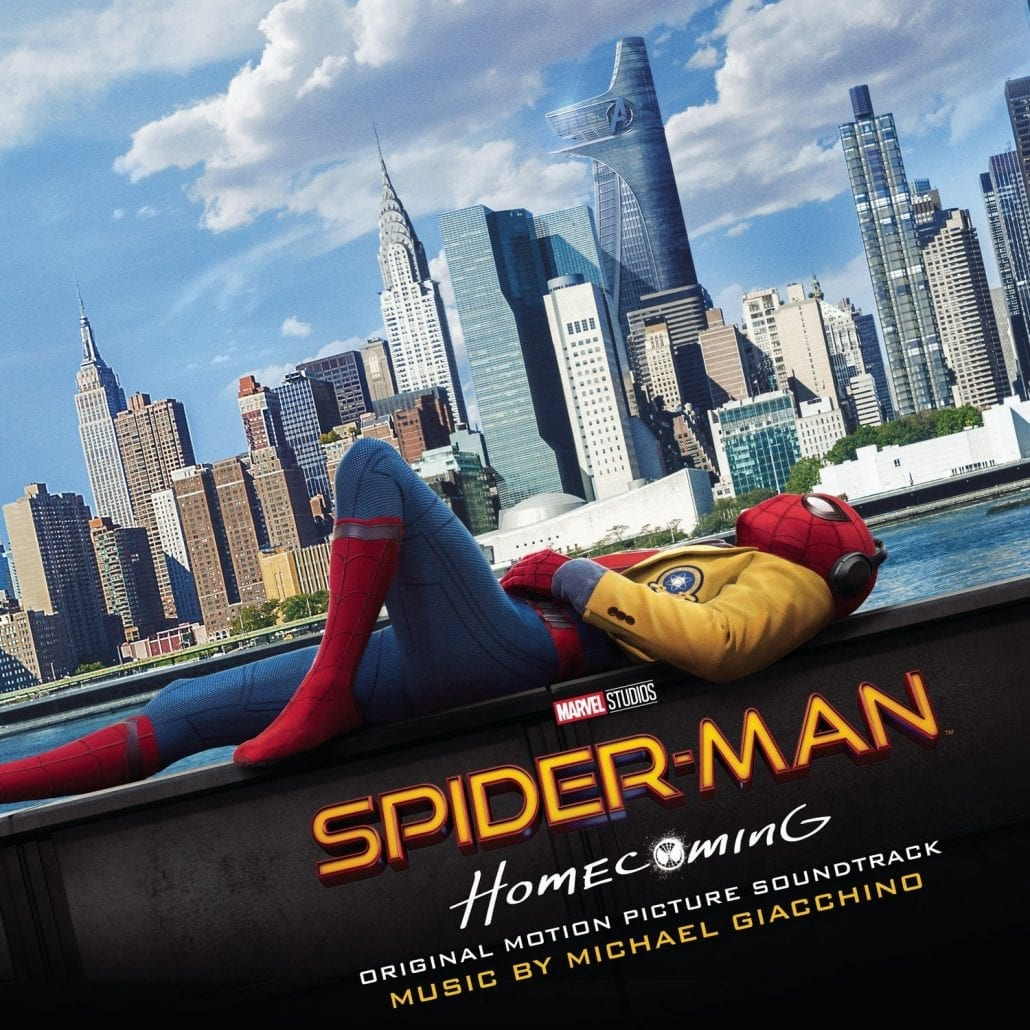 ost bo review giacchino spider-man
