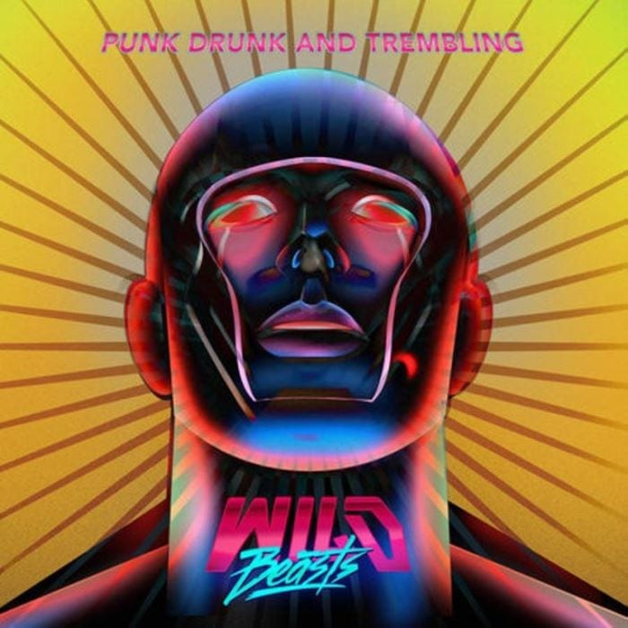 Wild Beasts, Punk Drunk And Trembling, cover, EP