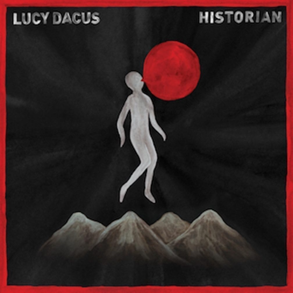 Lucy Dacus, Historian, cover