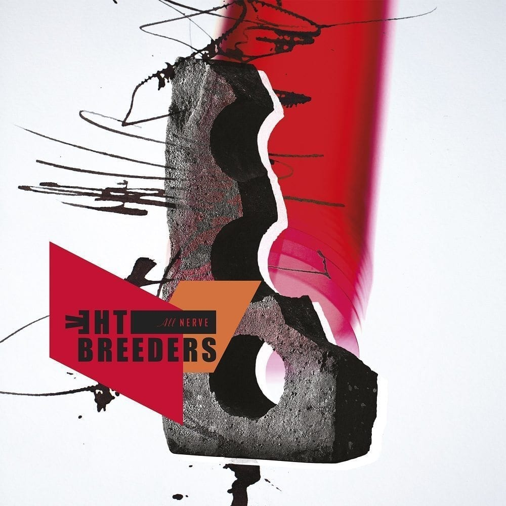The Breeders, all nerve, cover