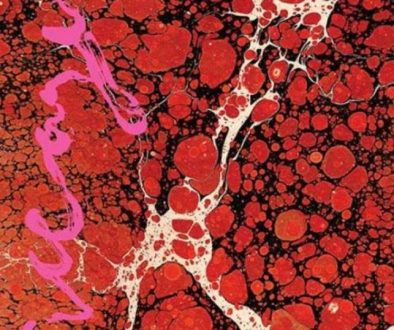 Iceage, Beyondless, cover