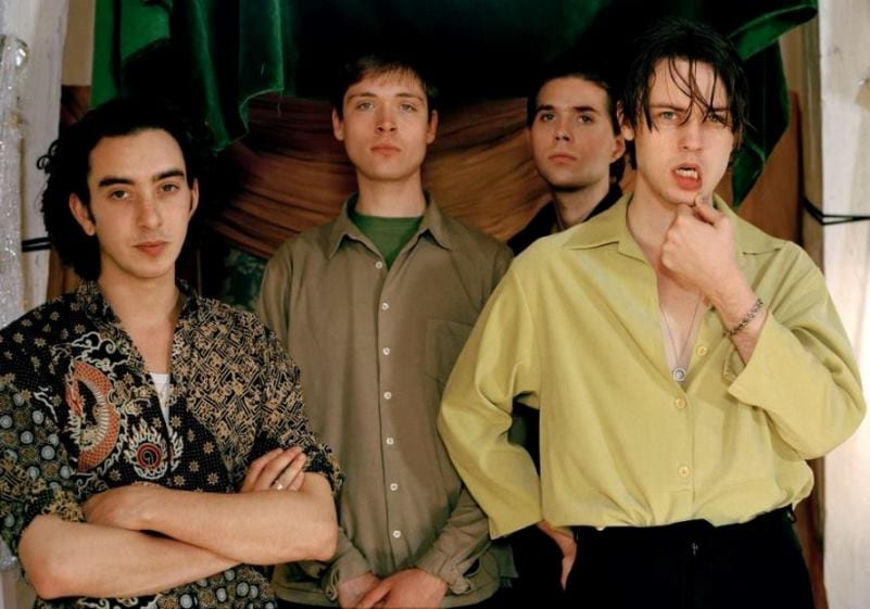 Iceage, band, promo