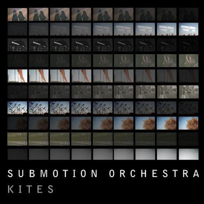Submotion Orchestra, Kites, cover
