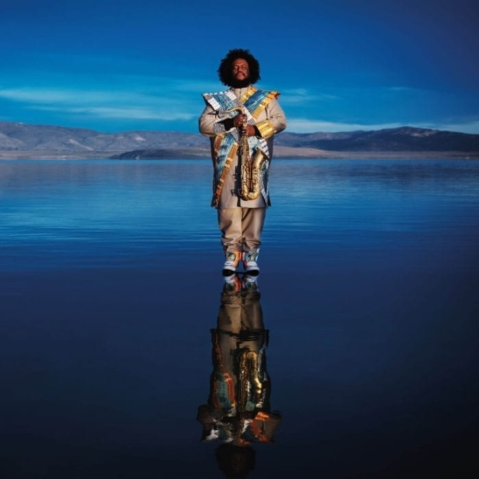 Kamasi Washington, Heaven And Earth, cover