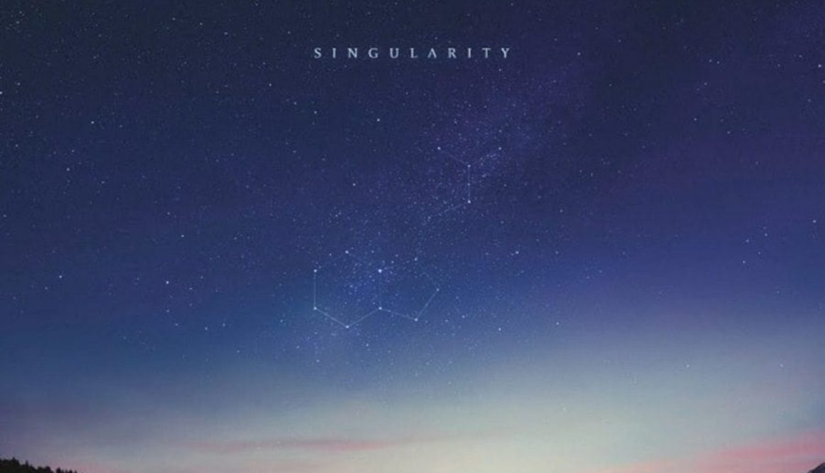 Jon Hopkins,Singularity,cover
