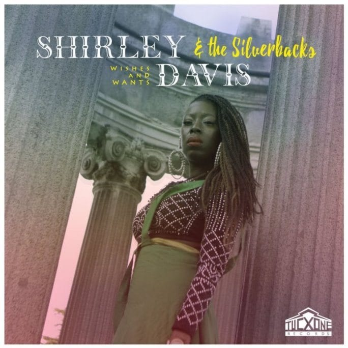 Shirley Davis & The Silverbacks, Wishes & Wants, cover