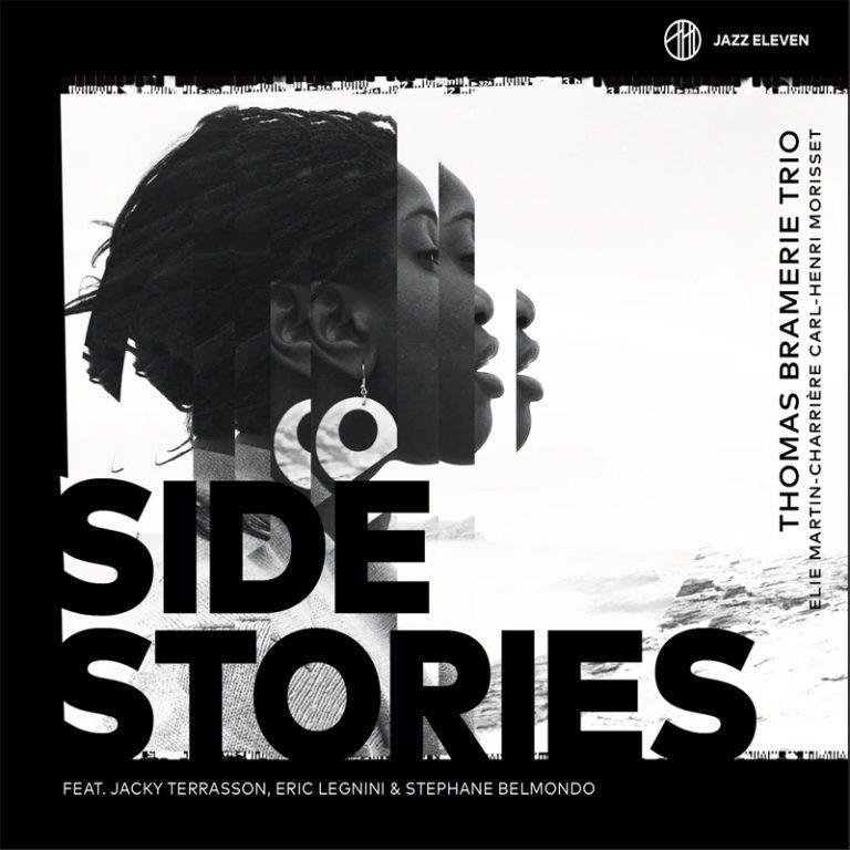 Thomas Bramerie Trio, Side Stories, cover