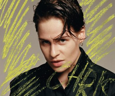 Christine and the Queens,chris,pochette