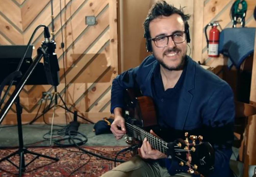 Gilad Hekselman, VBlues, Studio Session