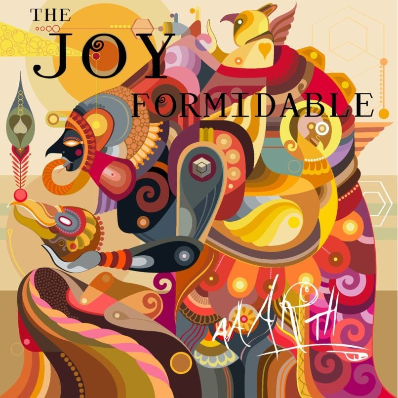The Joy Formidable, AAARTH, cover