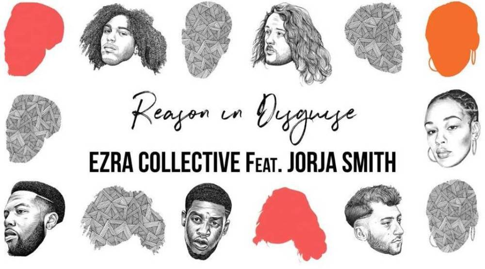 Ezra Collective, Jorja Smith, Reason in Disguise, single, cover