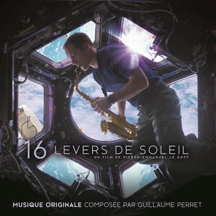 Guillaume Perret, 16 levers de soleil, cover