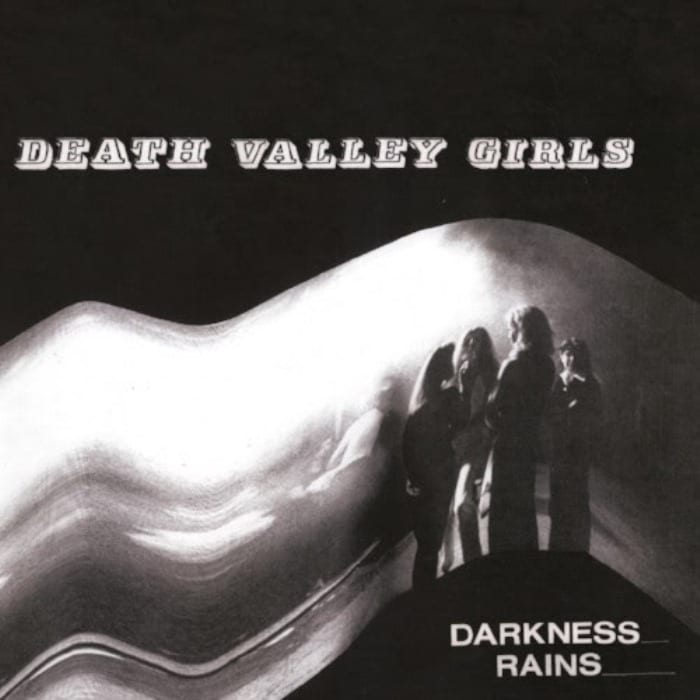 Death Valley Girls, Dar, cover, kness Rains